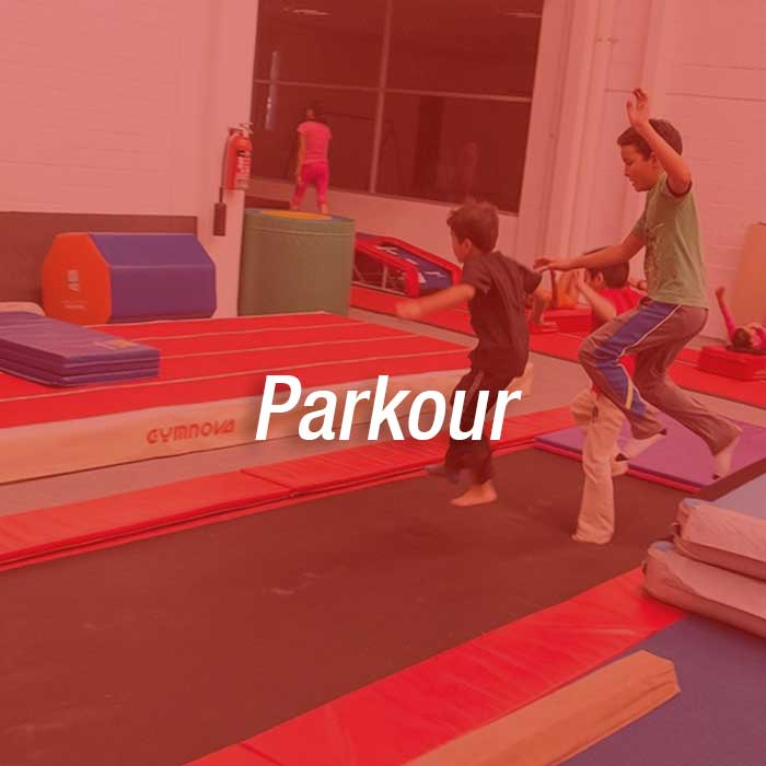 parkour podium gymnastics