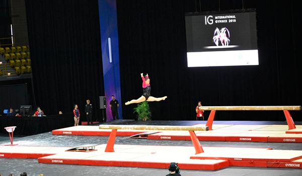 podium basics podium gymnastics
