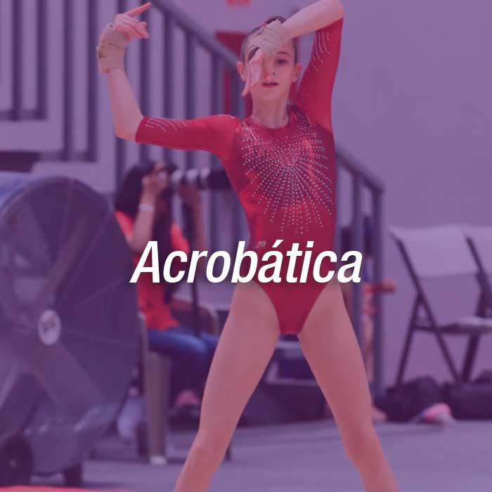 ballet podium gymnastics